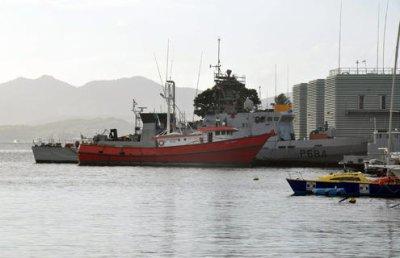 Antilles: 300kg de cocaïne saisis