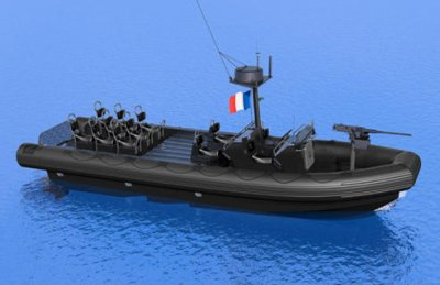 La DGA commande des embarcations pour les commandos marine