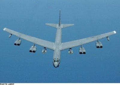 Présentation: Boeing B-52 Stratofortress