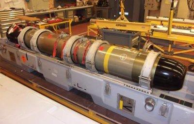 La DGA réceptionne 25 nouvelles torpilles MU90