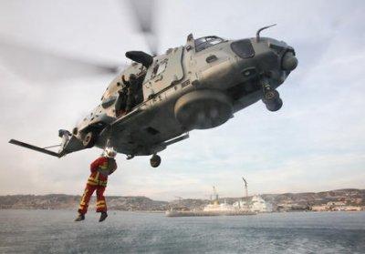 19 personnes évacuées d'un cargo par le Caïman Marine dans le Morbihan