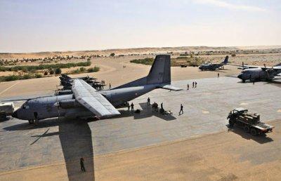 Tchad : Opération Khamsin au nord du Tchad