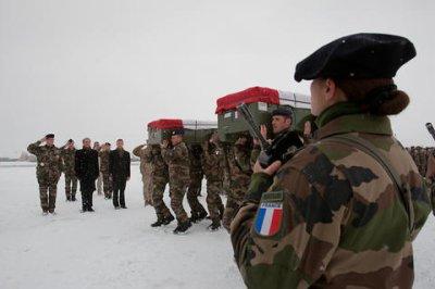 Hommage du ministre de la Défense en Afghanistan