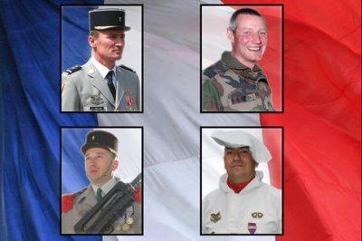 Afghanistan : Biographie des 4 soldats morts au service de la France en Kapisa