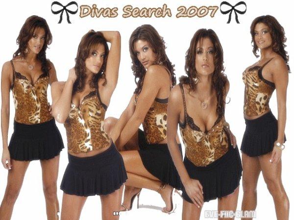 Divas Search 2007