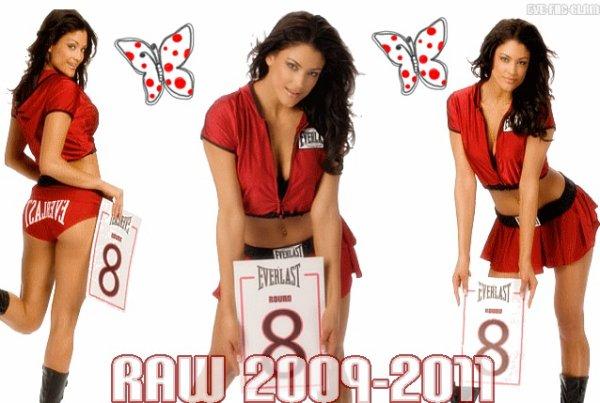 Raw 2009-2011
