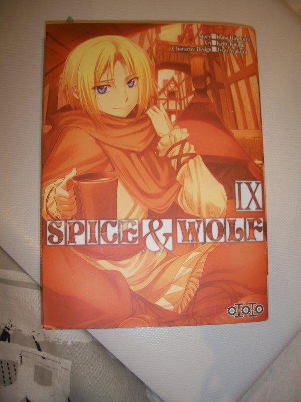 Mes nouveaux mangas ! ♥ :)