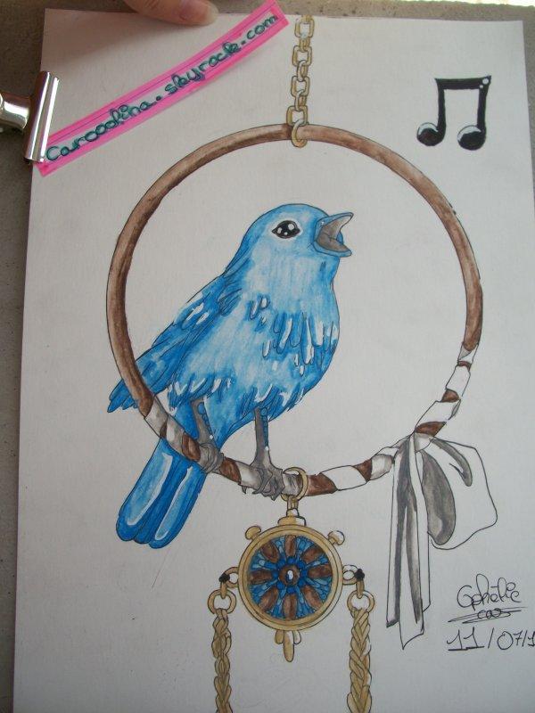 ....♥ Petit oiseau ♥ ....