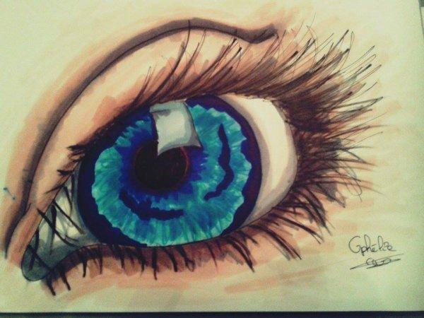 oeil ♥