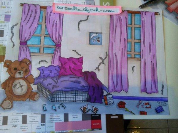 chambre / work hard