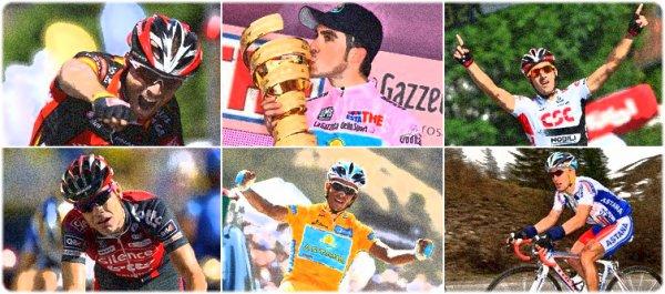 Challenge Univers-Cyclisme 2008 ( 1e édition )