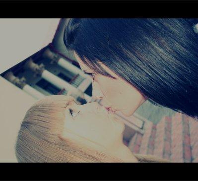 Dasha=)) sweet kiss