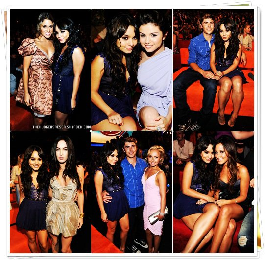 News || Flash-Back, Gimme Shelter, photos personnelles, Zanessa.