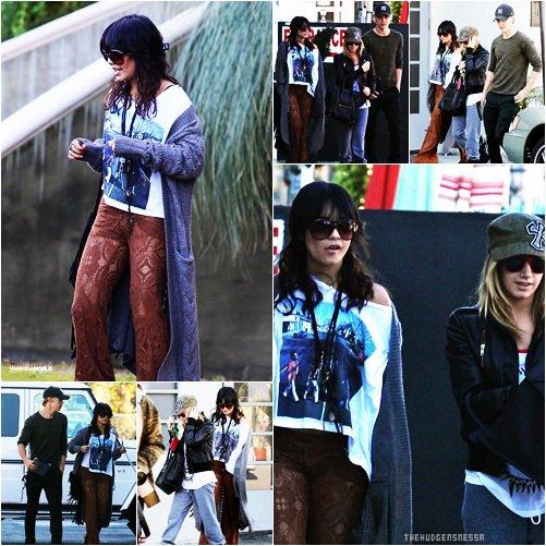 News || Vanessa, Ashley & Austin