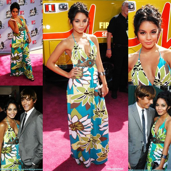 Flash back // MTV Movie Awards 2007, 2008, 2009, 2010 -