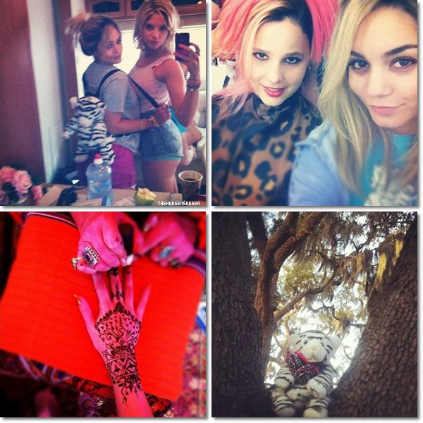 News || Spring Breakers time, Disneyland Day.