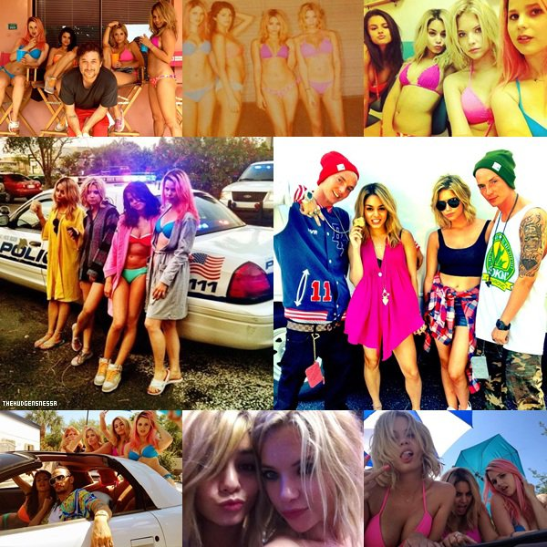 News || Spring Breakers, New-York.