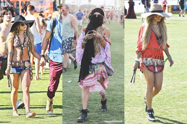 Coachella Fashion ღ