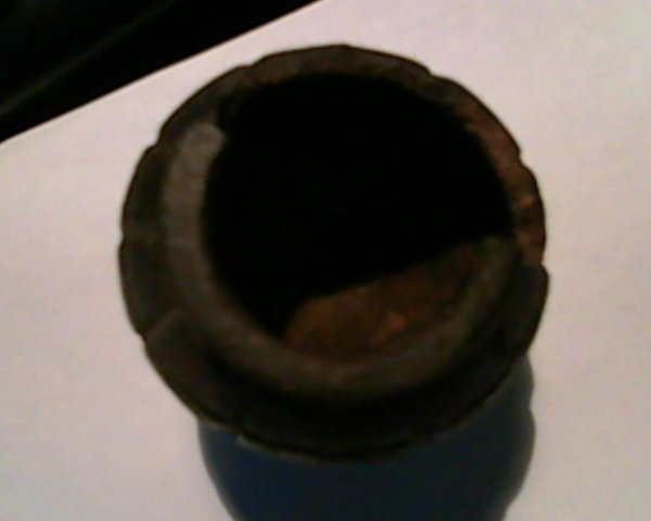 grenade vide