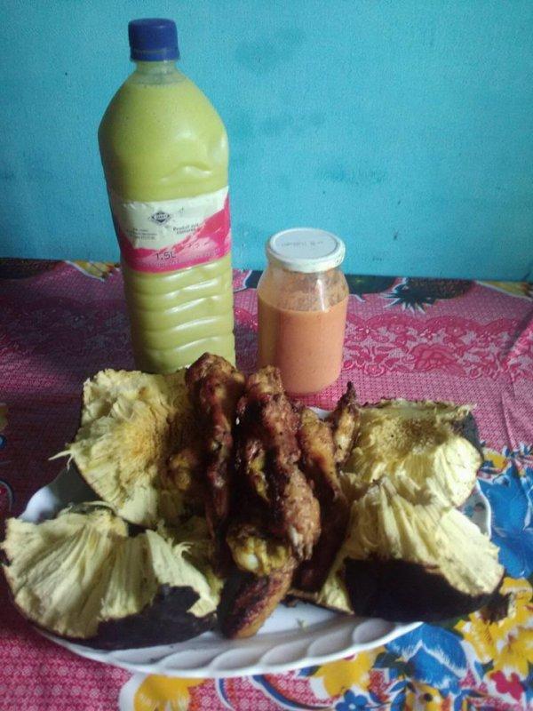 repas de fruit a pains mramani