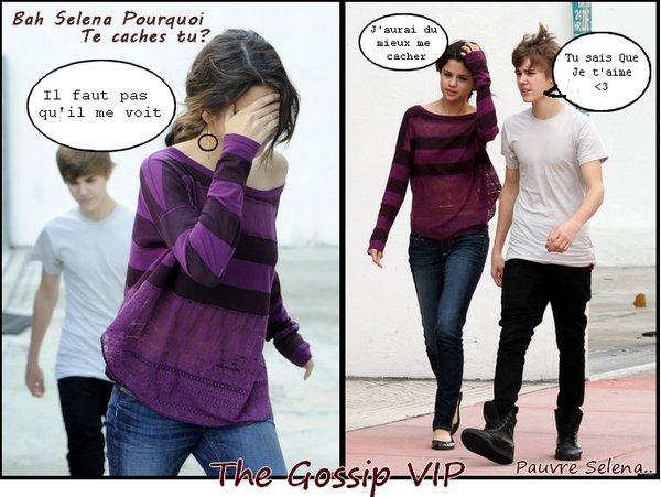 Les Malheurs de Selena
