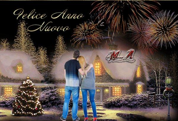 felice anno nuovo a tutti passnti e staff di skyrock