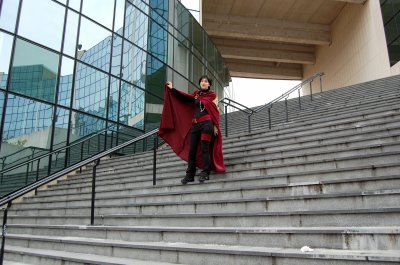 *Cosplay Kamui Shiro-Tsubasa Reservoir Chronicle*