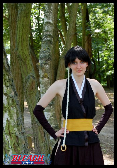 *Cosplay Soi Fon-Bleach*