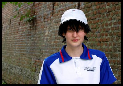*Cosplay Ryoma Eichizen-Prince Of Tennis*