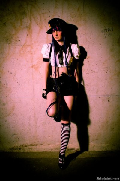 *Cosplay Stocking (épisode8)-Panty and Stocking with Garterbelt*