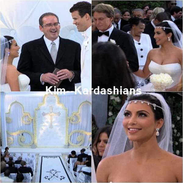Wedding Kim Kardashian & Kris Humphries !