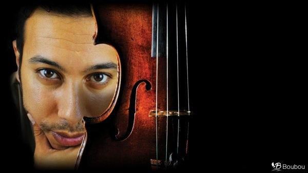 seyyeddz et le violon