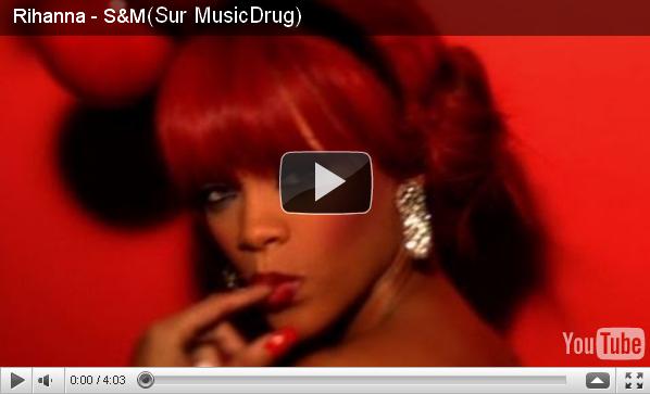 News   Le nouveau clip de Rihanna ''S&M'' vient de sortir ! :)