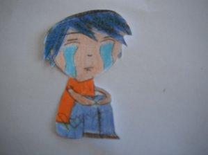 Chibi triste