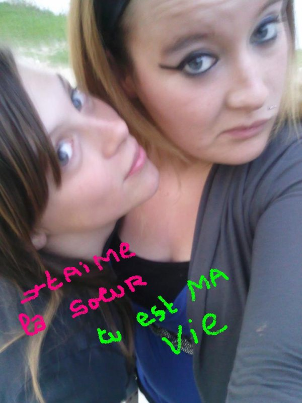 moi et la soeur damour
