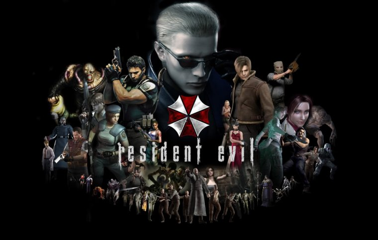 Welcome in the world of Resident Evil !