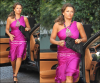 . 17 septembre 2011 : Vanessa a été rapidemment aperçu sortant de sa voiture a Los Angeles ..
