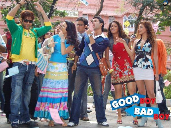 Darde Dil - Good Boy Bad Boy - Emraan Hashmi & Tusshar Kapoor - Full Song