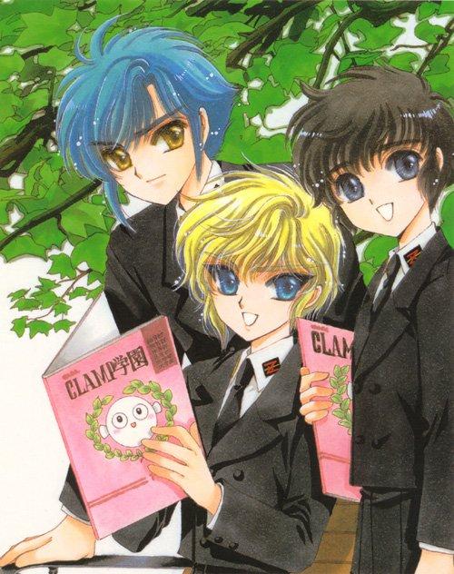 Clamp School Detectives