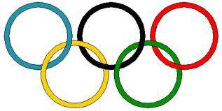 Les Jeux olympiques.