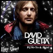 David Guetta - Play Hard ft. Ne-Yo, Akon.
