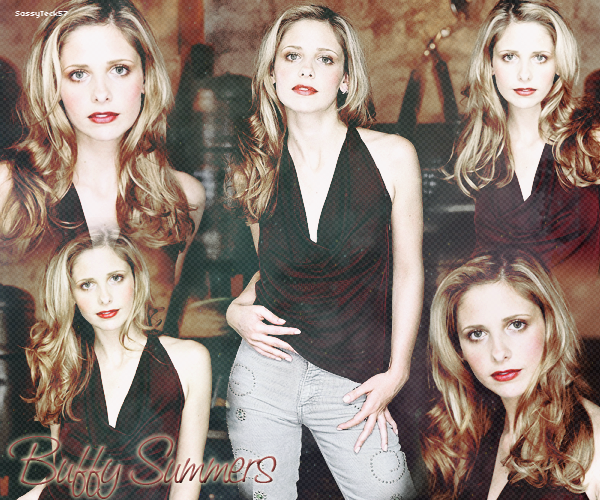 S A S S Y T E C K 5 7 ♥ ( Ta Source #1 About Buffy The Vampire Slayer ♥ )  « Catégorie Personnages Dans Btvs : Buffy Anne Summers  !!! ( Buffy-2009 ) »