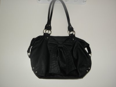 Superbe Sac noeud pour les cours NEW LOOK