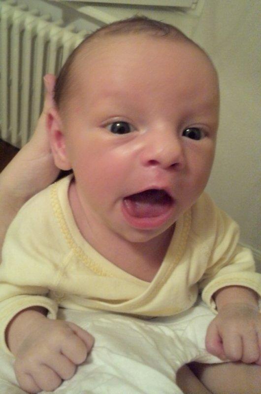 Dimitri est né le 31 juillet