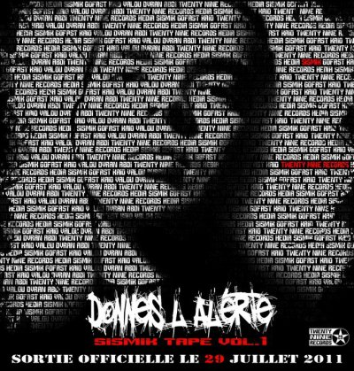 Le 29 juillet ça va Donner l'Alerte !!!! SISMIK ..Twenty Nine Soldier !! Net tape !! GGGG