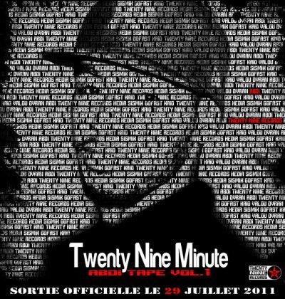 """Le 29 juillet !!!! ABDI ... Twenty nine soldier !!!! Net Tape """" Twenty nine minute """" ~ A ce qu'il parait ils ont la rage ces ptits cons !! negazzzzzz !! ~ ;)) GGGG"""
