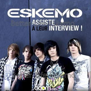 Interview exclusive d'Eskemo lors de leur passage à Lille est dispo sur le site de YaShow !