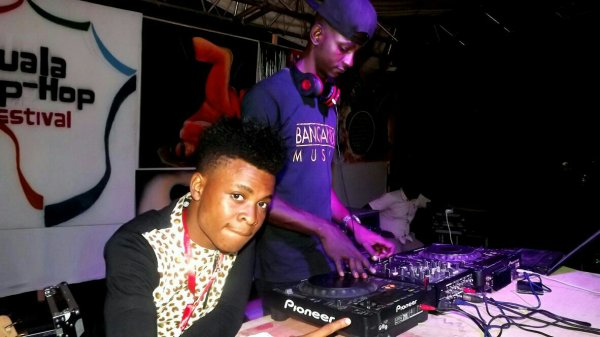Douala hip-hop festival