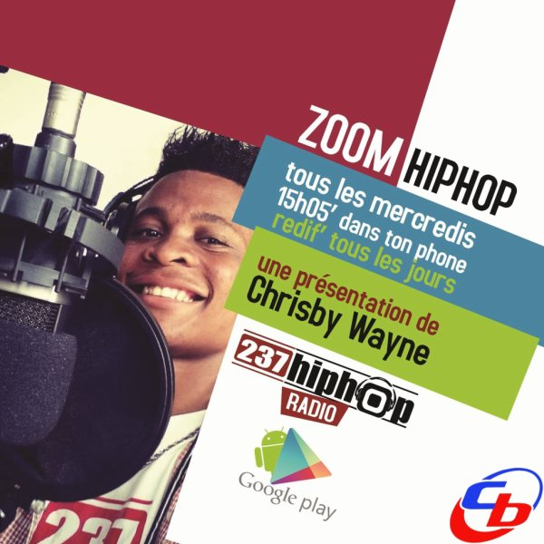 zoom hiphop dans ta radio 237hiphop radio