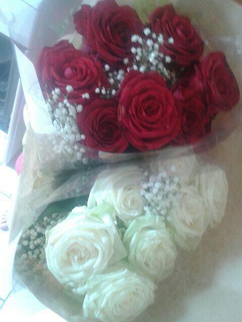 Magnifique cadeau de mes fieuls. Marraine  vous aime  ♥♥♥
